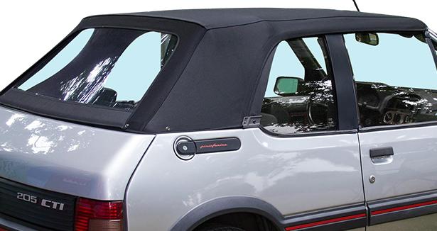 Capote Vinyle Peugeot 205 Cabrio