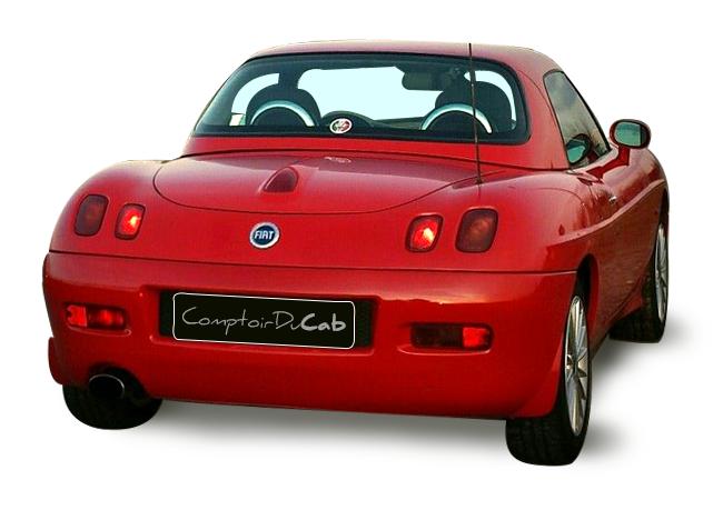 Fiat Barchetta avec Hard-Top