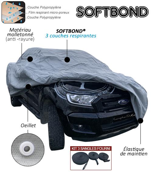 Mixte Softbond® pour pick-up