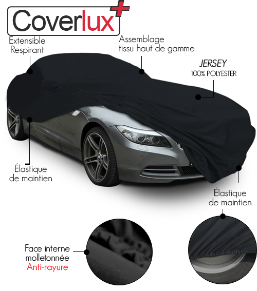 Bmw Z4 For Sale In Uk: Cover / Tarpaulin Protection Coverlux BMW Z4 E89 Jersey
