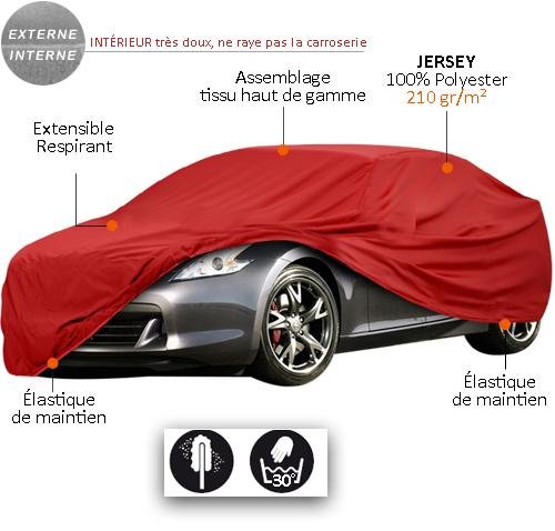Housse de voiture exterieur haute protection for Housse voiture exterieur